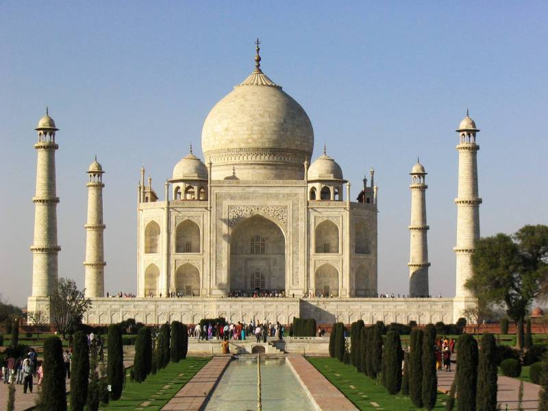 essays on taj mahal